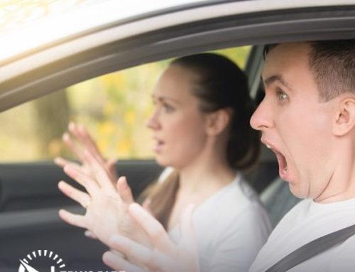 Jak zmniejszyć stres podczas egzaminu prawa jazdy?